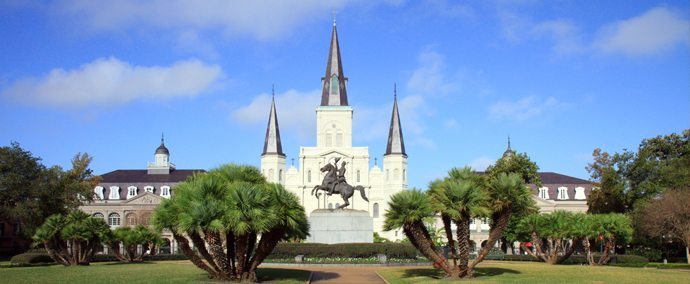 Find French Quarter Hotels – New Orleans French Quarter Tourist Map
