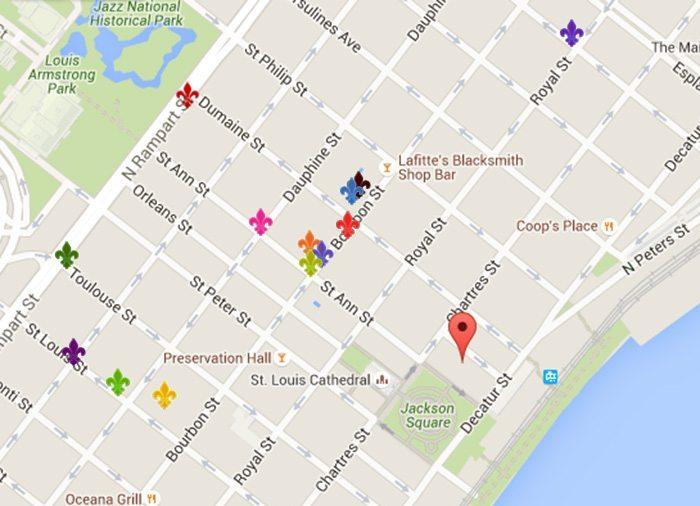 LGBTQ Map