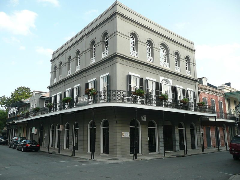 Haunted French Quarter