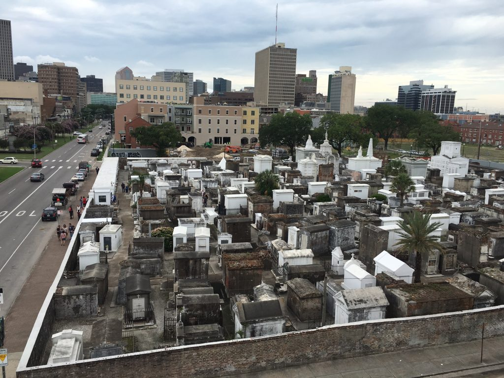 French Quarter Cemeteries