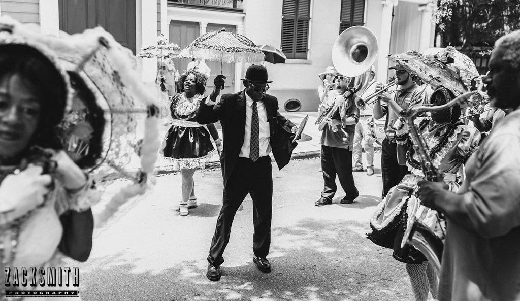 Second Line Jazz Funeral