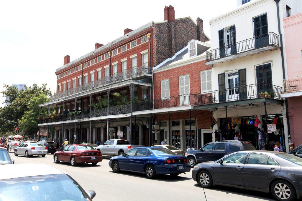 French Quarter Parking