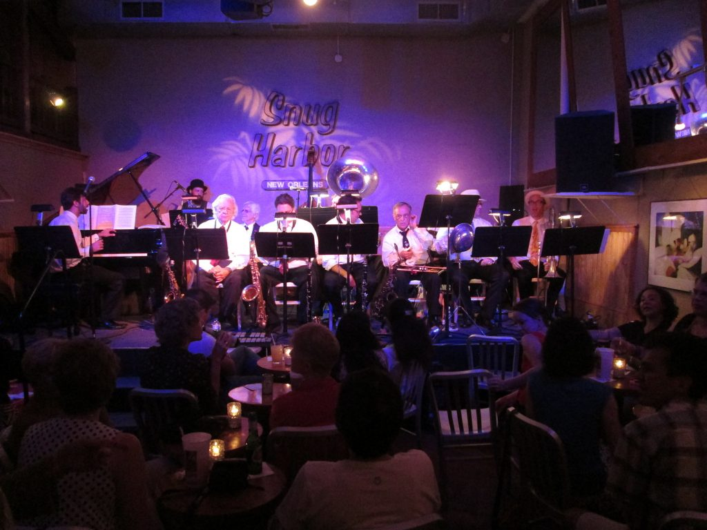 jazz shows in new orleans