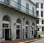 Historic Building Styles In The New Orleans French Quarter