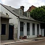 Building Styles in the French Quarter