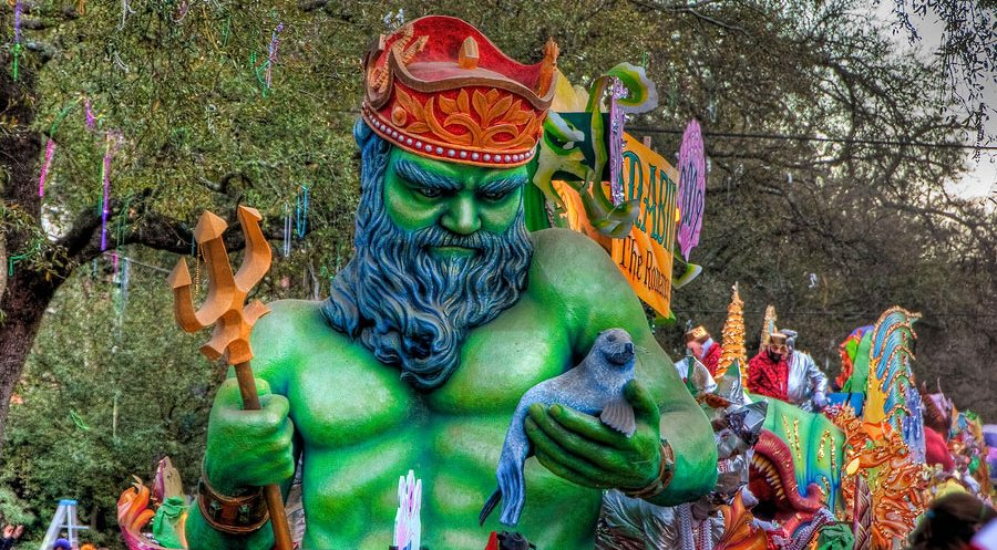 Experience New Orleans Mardi Gras 2016 Like a Local