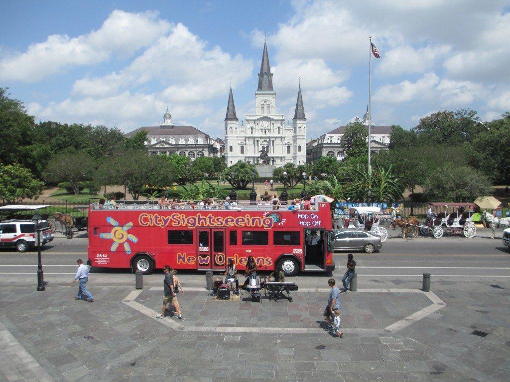 Hop On Hop Off Tour New Orleans