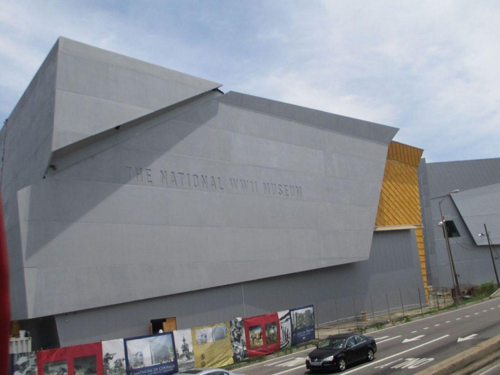 New Orleans World War 2 Museum