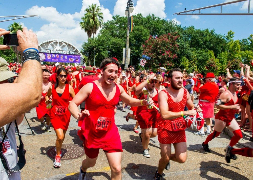 red dress run nola 4