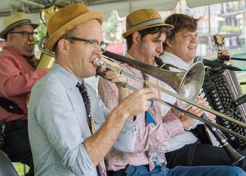 New Orleans Music Downriver Festival