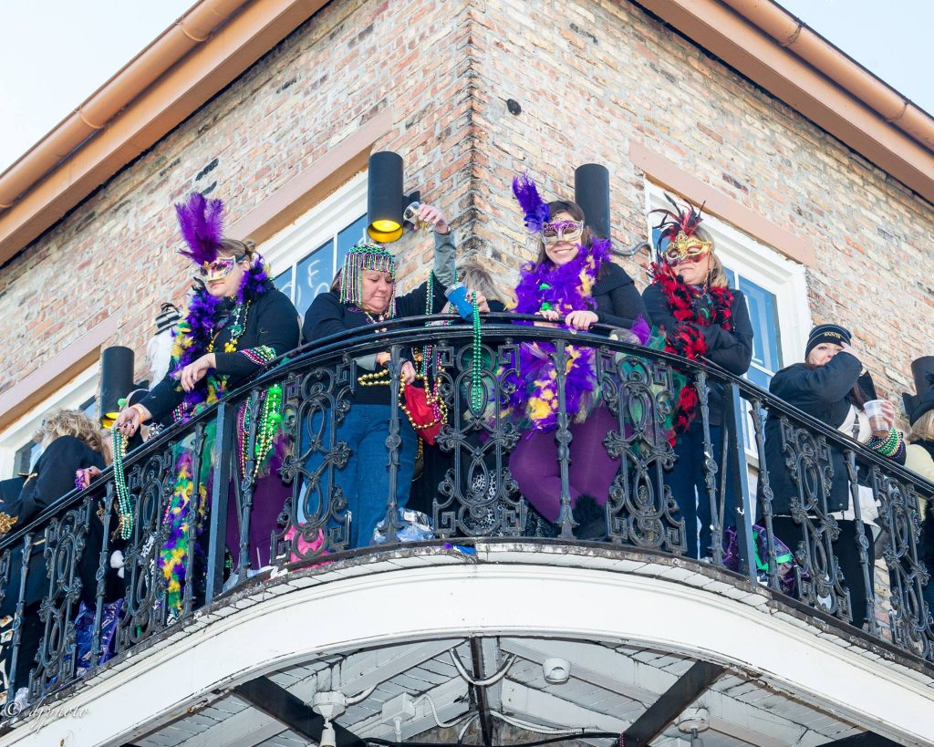 Mardi Gras Weekend in New Orleans