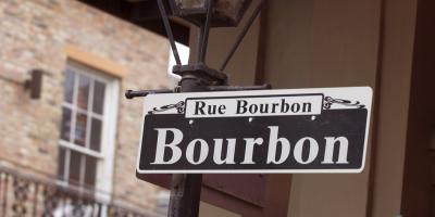 Bourbon Street Bucket List