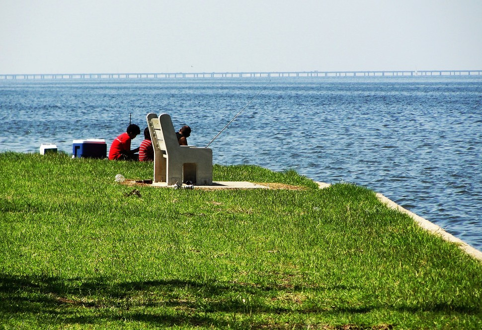 New Orleans Lake Front