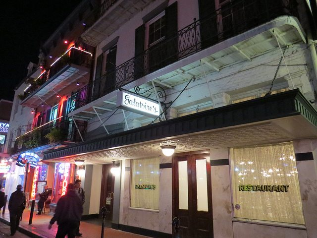 french quarter creole restaurants Galatoires