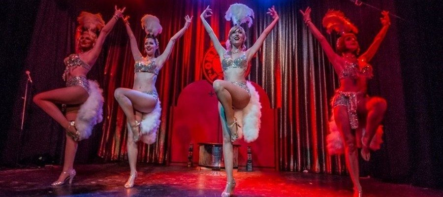 Red Hot Burlesque Shows in New Orleans