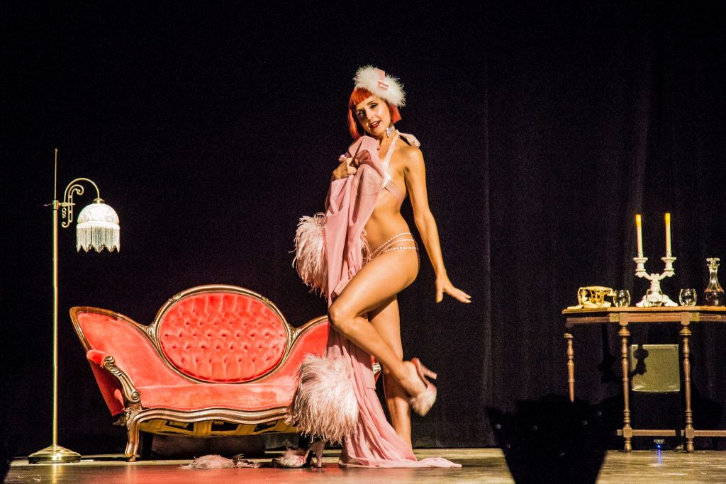 Roy Guste New Orleans Burlesque