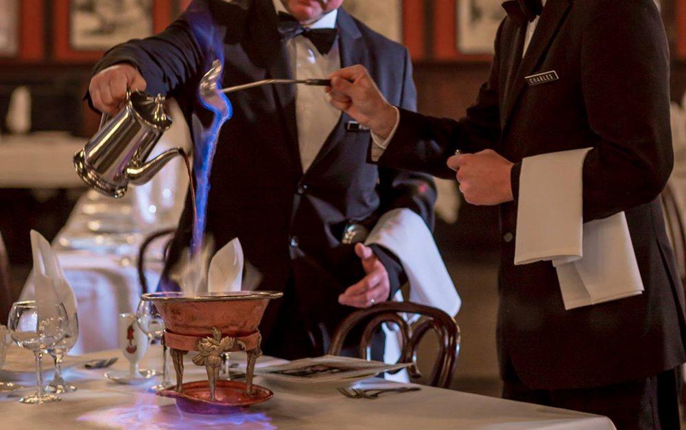 Antoines Cafe Brulot