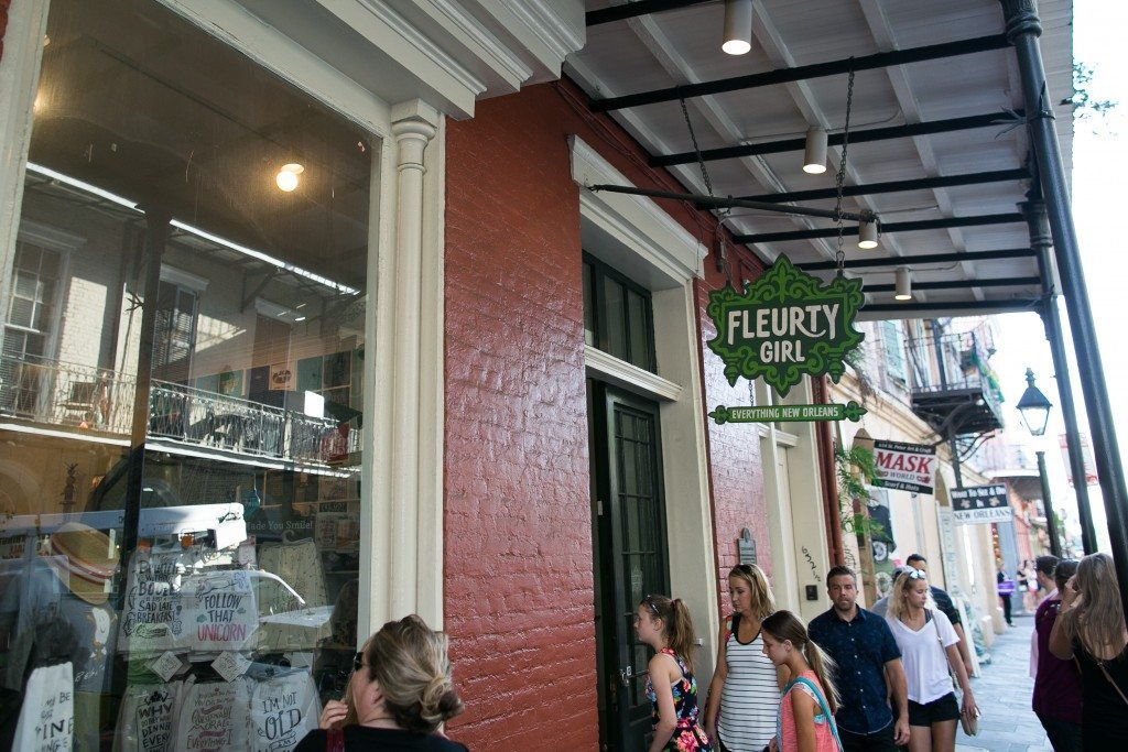Shopping for Discovery and Surprise in the French Quarter