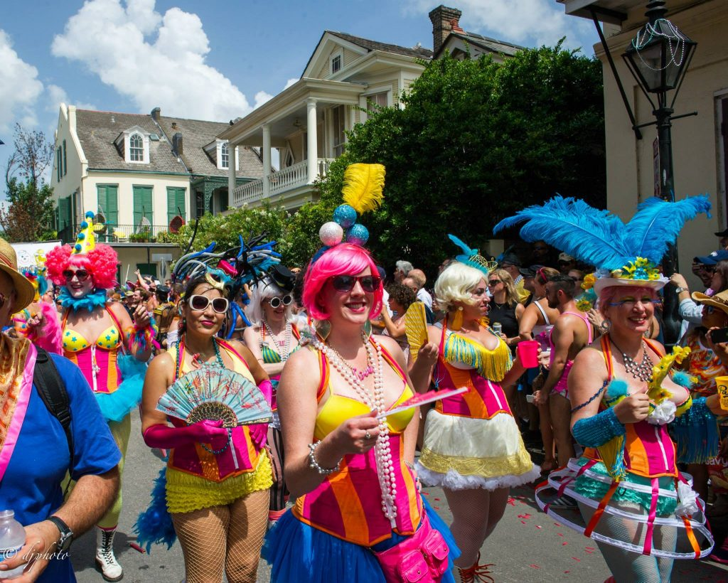 Southern Decadence French Quarter
