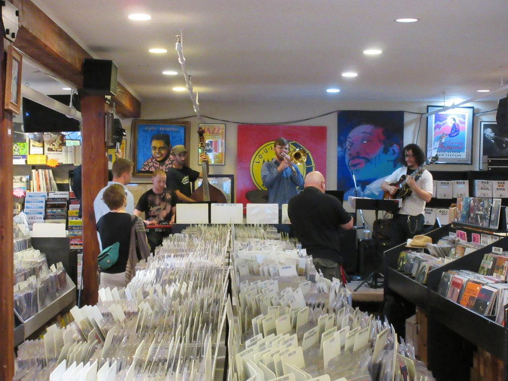 New Orleans Record Stores