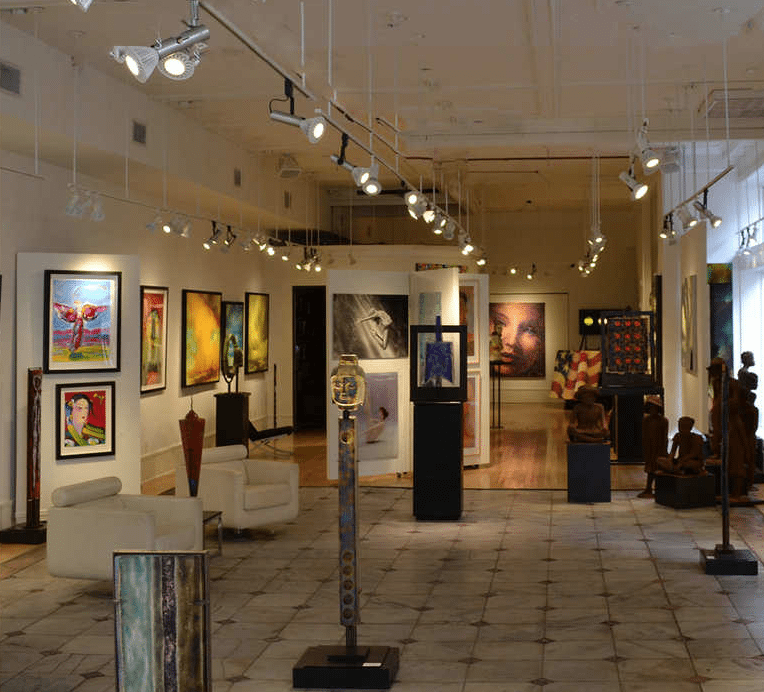 French Quarter Art Galleries
