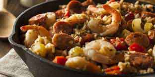 Try the Best Jambalaya in the French Quarter