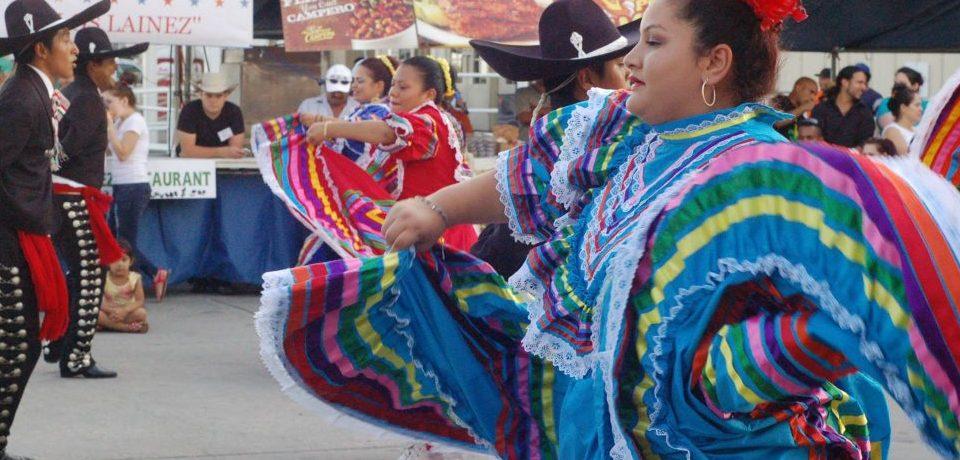 Celebrate National Hispanic Heritage Month at Carnaval Latino