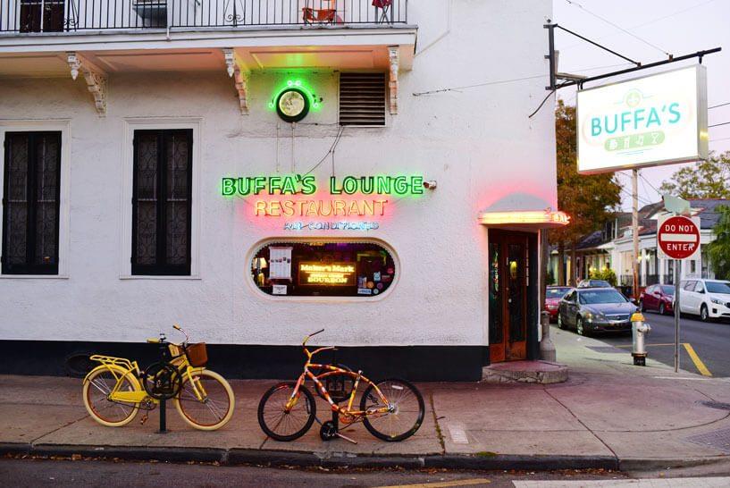 Buffa Esplanade Ave