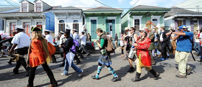 Neighborhoods near the french quarter marigny sciox Image collections