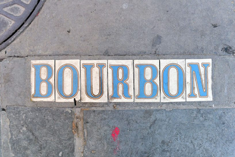 Bourbon Street Bucket List