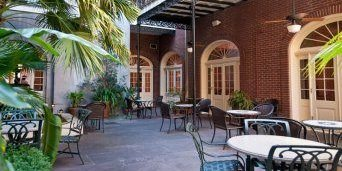 Must-See French Quarter Courtyards