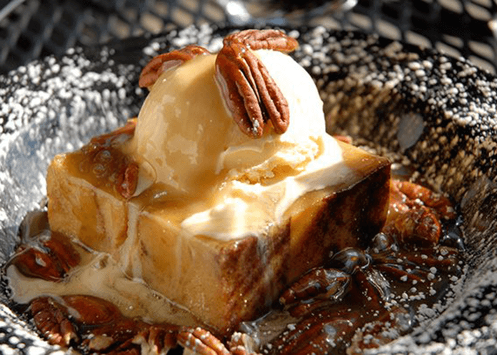 Proof is in the Bread Pudding—Chefs Add Variety to New Orleans' Classic Dessert