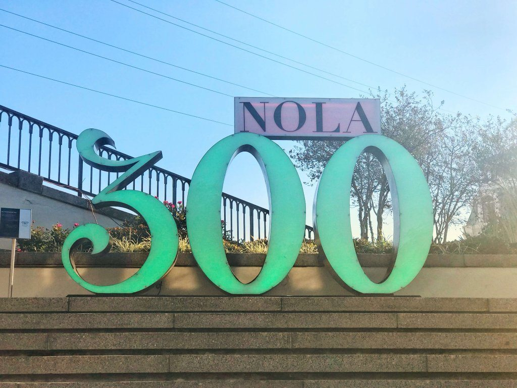 New Orleans Tricentennial Celebration