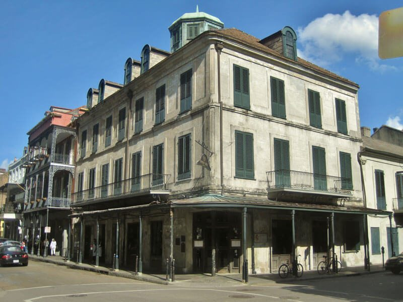 Famous Streets of the French Quarter: Chartres Street