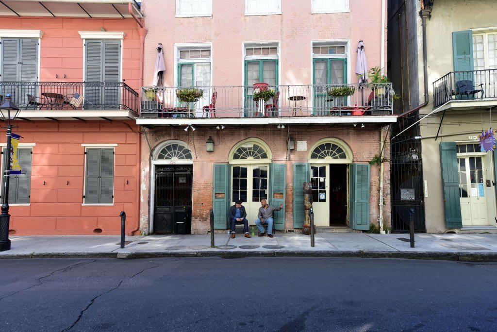 French quarter like a local sciox Image collections