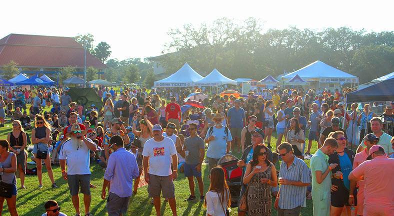summer festival New Orleans