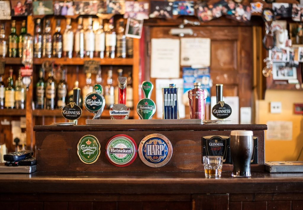 The Irish Pubs of the French Quarter