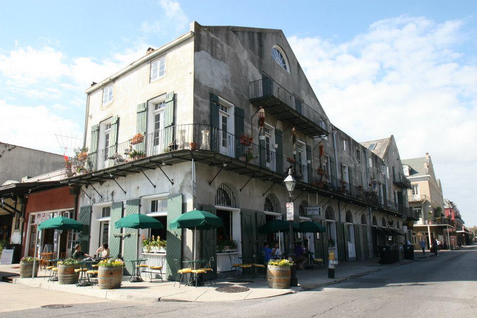 French Quarter Dining Alfresco