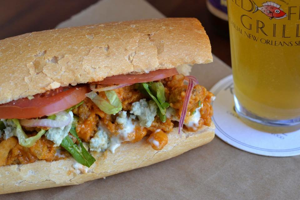 New Orleans' Po-Boy Is A Rich Food Tradition