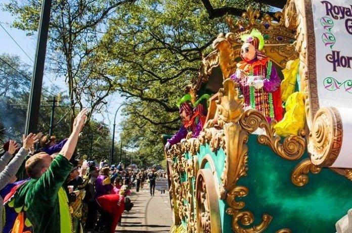 Mardi Gras Parade Schedule 2019