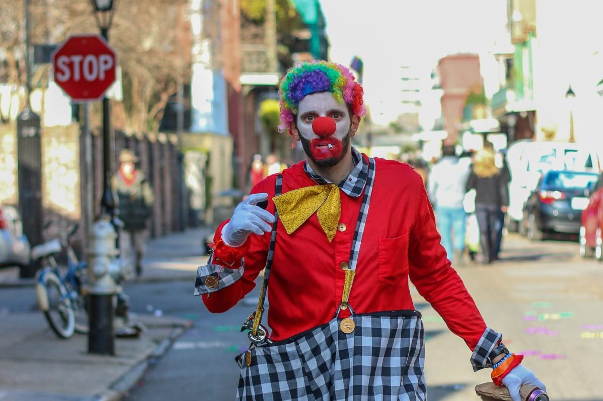 The Rules of Mardi Gras