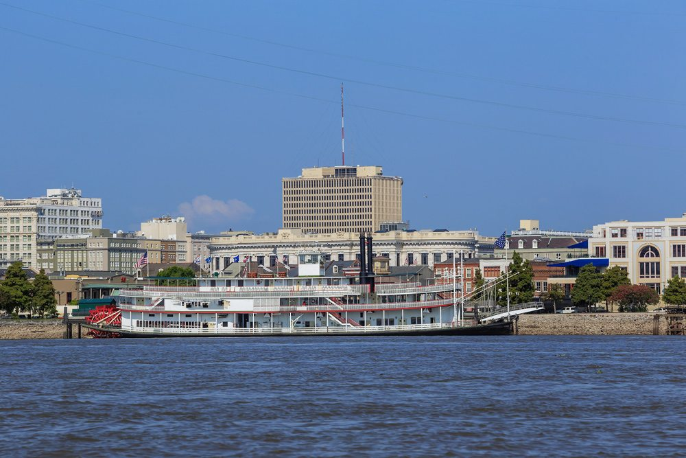 Meet the Mississippi: Exploring the New Orleans Riverfront