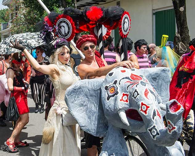The Inside Scoop on Southern Decadence in the French Quarter