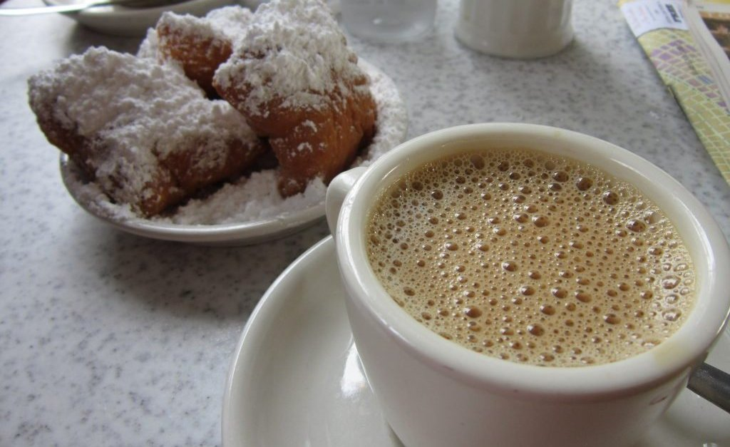 Try the Best Coffee in the French Quarter and Nearby