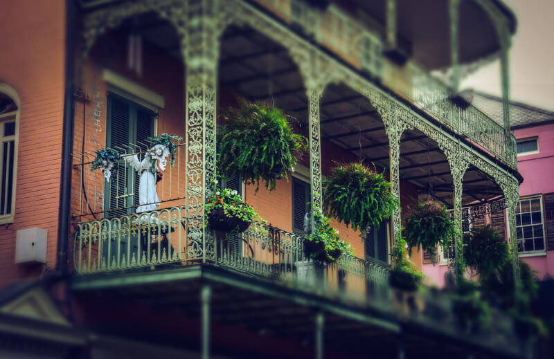 Famous New Orleans Ghosts