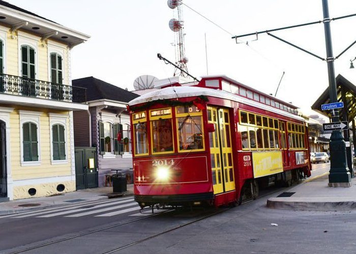 Famous Streets of the French Quarter: North Rampart Street
