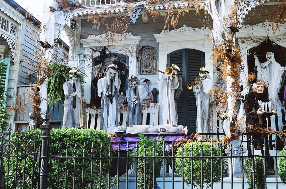 How To Do Halloween in New Orleans