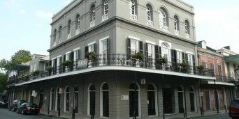 New Orleans' Haunted History