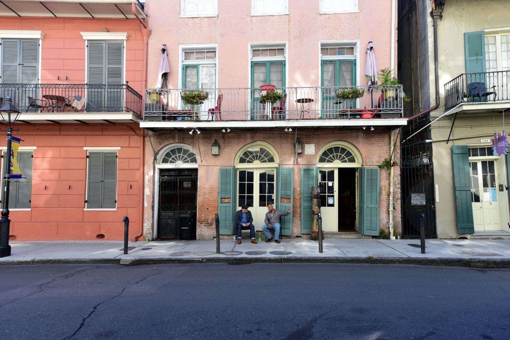 Restaurants Chartres Street New Orleans