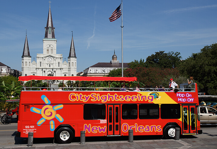 City Sightseeing Hop-On Hop-Off Bus Tour